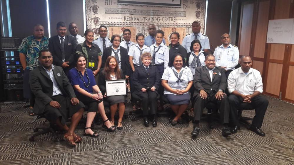 Pacific Leadership Program